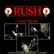 Click here for more info about 'Rush - Vital Signs'