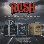 Click here for more info about 'Rush - Wandering The Face of The Earth: The Official Touring History'