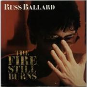 Click here for more info about 'Russ Ballard - The Fire Still Burns'