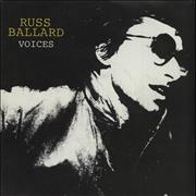 Click here for more info about 'Russ Ballard - Voices'