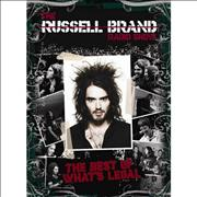 Click here for more info about 'Russell Brand - The Russell Brand Radio Show: The Best Of What's Legal'