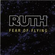 Click here for more info about 'Ruth - Fear Of Flying - Blue Vinyl'