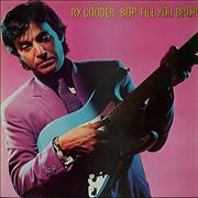 Click here for more info about 'Ry Cooder - Bop Till You Drop'