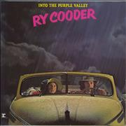 Click here for more info about 'Ry Cooder - Into The Purple Valley'