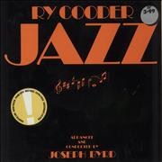 Click here for more info about 'Ry Cooder - Jazz'