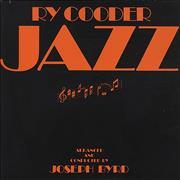Click here for more info about 'Ry Cooder - Jazz + inner'