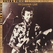 Click here for more info about 'Ry Cooder - Live - 6 Song Album - Extra Price'