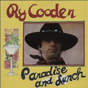 Click here for more info about 'Ry Cooder - Paradise And Lunch'