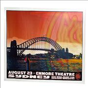 Click here for more info about 'Ryan Adams - Australian Tour Poster [Sydney]'