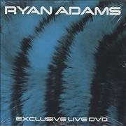 Click here for more info about 'Ryan Adams - Exclusive Live DVD'