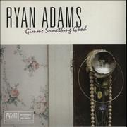 Click here for more info about 'Ryan Adams - Gimme Something Good - Gold vinyl'