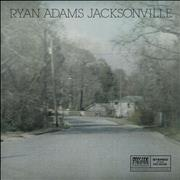 Click here for more info about 'Ryan Adams - Jacksonville - Green Vinyl'