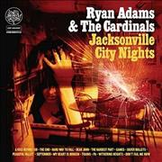 Click here for more info about 'Ryan Adams - Jacksonville City Nights'