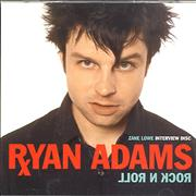 Click here for more info about 'Ryan Adams - Rock N Roll Interview Disc'