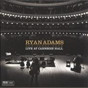 Click here for more info about 'Ryan Adams - Ten Songs From Carnegie Hall'
