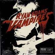 Click here for more info about 'Ryan Adams - Vampires - Red & Black Vinyl + Shrink'