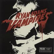 Click here for more info about 'Ryan Adams - Vampires - Red Vinyl'