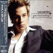 Click here for more info about 'Ryan Cabrera - You Stand Watching'