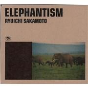 Ryuichi Sakamoto Elephantis Japan CD album Promo