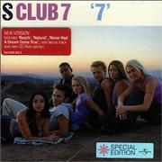 Click here for more info about 'S Club 7 - 7 - Seven'