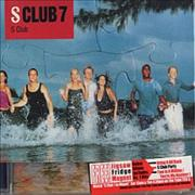 Click here for more info about 'S Club 7 - S Club + Jigsaw'