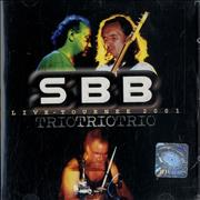 Click here for more info about 'SBB - Trio Live Tournee 2001'