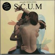 Click here for more info about 'S.C.U.M - Again Into Eyes - 180 Gram + CD'