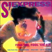 Click here for more info about 'S'Express - Find 'Em, Fool 'Em EP'