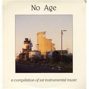 SST Records No Age - A Compilation Of SST Instrumental Music USA 2-LP vinyl set