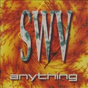 Click here for more info about 'SWV - Anything'
