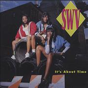 Click here for more info about 'SWV - It's About Time'