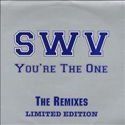 Click here for more info about 'SWV - You're The One - The Remixes'