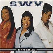 Click here for more info about 'SWV - You're The One'
