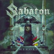 Click here for more info about 'Sabaton - Heroes'