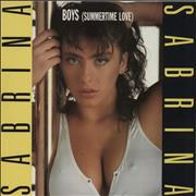 Click here for more info about 'Sabrina - Boys (Summertime Love) - Sabrina Sleeve'