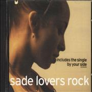Click here for more info about 'Sade - Lovers Rock'
