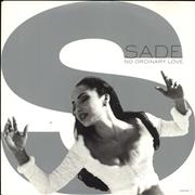 Click here for more info about 'Sade - No Ordinary Love - Stickered'