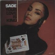 Click here for more info about 'Sade - Your Love Is King'