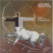 Sagittarius Present Tense USA CD album