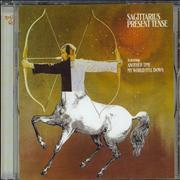 Sagittarius Present Tense UK CD album