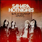 Click here for more info about 'Sahara Hotnights - With Or Without Control'