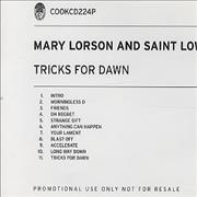 Click here for more info about 'Saint Low - Tricks For Dawn'