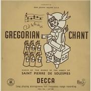 Click here for more info about 'Saint Pierre De Solesmes - Gregorian Chant Vol. 1 No. 1: Kyriale'