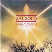 Click here for more info about 'Sal Solo - San Damiano'