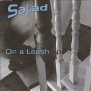 Click here for more info about 'Salad - On A Leash EP'