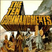 Click here for more info about 'Salamander - The Ten Commandments'