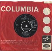 """Salena Jones I Am Yours UK 7"""" vinyl"""
