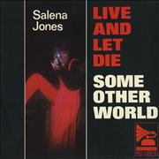 Click here for more info about 'Salena Jones - Live And Let Die'
