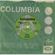 "Salena Jones Respect UK 7"" vinyl Promo"