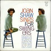 Salena Jones Sings For Swingers South Africa vinyl LP